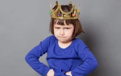 Les enfants tyrans