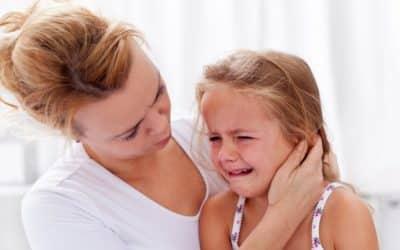 Les pleurs de mon enfant